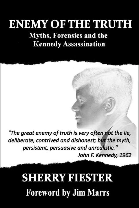 Enemy of the Truth cover